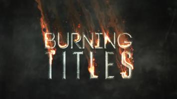 Burning TItles by UNVI