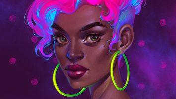 SOC0114-Procreate-LP-Neon-Portrait