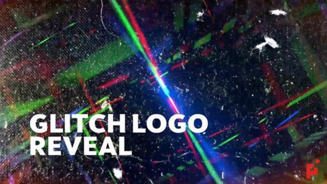 SOC117 –Premiere Pro LP-Glitch-Logo-Reveal-by -Proskurovskiy