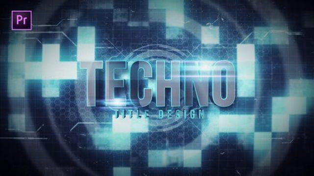 SOC117 –Premiere Pro LP=Techno-Title-by-Media_Stock