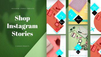 SOC137 - Instagram Shops LP - ShopInstagram-Stories