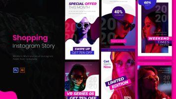 SOC137 - Instagram Shops LP-TimesShopping